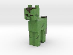 Zombie Pony in Full Color Sandstone