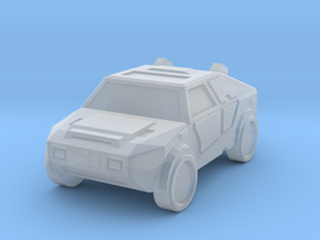 """""""Masterson"""" Utility Vehicle 10mm in Smooth Fine Detail Plastic"""