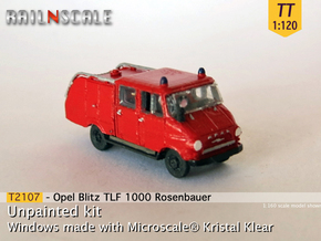 Opel Blitz TLF 1000 (TT 1:120) in Frosted Ultra Detail