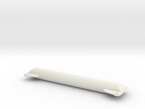 100ton Spread Bar 1/50 scale in White Natural Versatile Plastic
