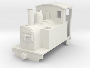 009 small steam sidetank 2 in White Strong & Flexible