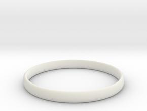 09102015 in White Natural Versatile Plastic