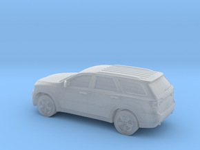 1/64 2011 Dodge Durango in Smooth Fine Detail Plastic
