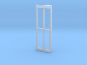 Singnalbox Window March South 3 in Smooth Fine Detail Plastic