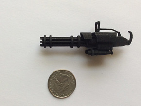 MiniGun in Black Strong & Flexible