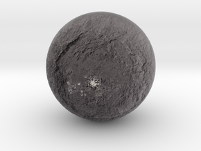 Alien City - Planet Ceres 2.5IN in Full Color Sandstone