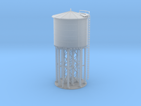 Southern Pacific Harriman 65,000 Gallon Water Tank in Smooth Fine Detail Plastic