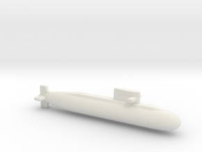 039A, Full Hull, 1/2400 in White Natural Versatile Plastic