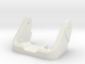 Armattan Morphite 180 Camera mount in White Natural Versatile Plastic