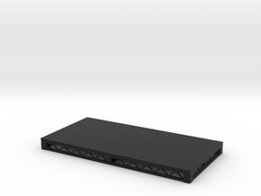 1:25 Steeldeck 8x4 in Black Natural Versatile Plastic
