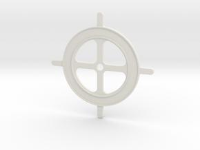 Neopixel Ring 24x V1 in White Natural Versatile Plastic