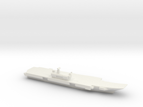 INS Vikrant (2014), 1/3000 in White Natural Versatile Plastic