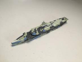1/2400 HMS Furious CV (1944) in White Strong & Flexible