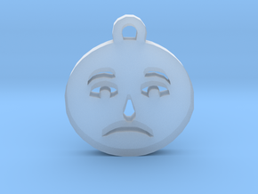 Sadness - Emotional in Smooth Fine Detail Plastic