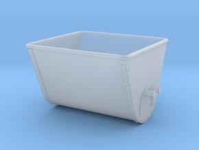 Fowler U-Skip Tip Bin in Smooth Fine Detail Plastic