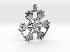 TRINOMOLY FLUX in Premium Silver