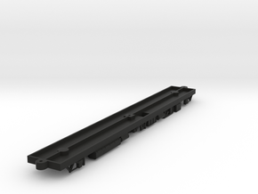 HO Silverliner IV Frame/Underbody  in Black Strong & Flexible