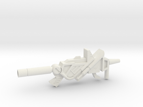 TW Muddy G1 Gun Big in White Strong & Flexible