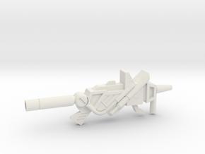 TW Muddy G1 Gun Big in White Natural Versatile Plastic