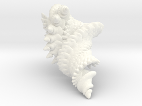 Rak in White Processed Versatile Plastic