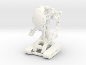 Rova  in White Processed Versatile Plastic