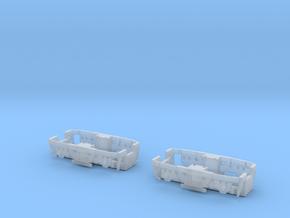 Drehgestellblende Re460 V7.1 2Dgs TT 1:120 1/120 1 in Frosted Ultra Detail