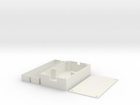 FrSky Taranis L9R Long Range RC Receiver Tray in White Natural Versatile Plastic