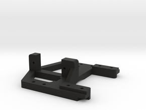 Support-servo in Black Natural Versatile Plastic