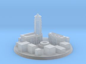 Stalingrad Victory City Marker in Smooth Fine Detail Plastic