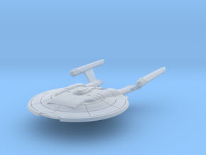 USS Akiraprise Refit 1/7000 in Smooth Fine Detail Plastic