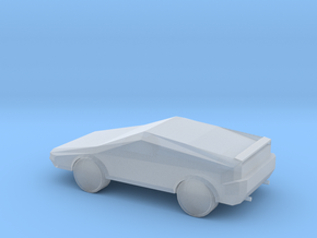 Concept Super Car  in Smooth Fine Detail Plastic