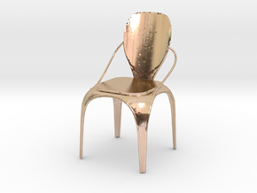 Spring chair in 14k Rose Gold