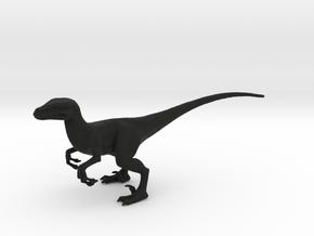 Velociraptor in Black Strong & Flexible