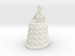 Davros in White Natural Versatile Plastic