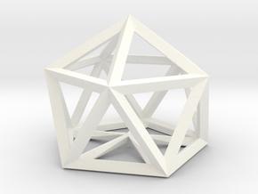 IcoSlow in White Processed Versatile Plastic