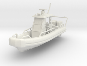 1/72 Oswald Patrol Boat in White Natural Versatile Plastic