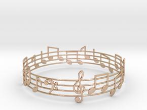 Bracelet Song in 14k Rose Gold