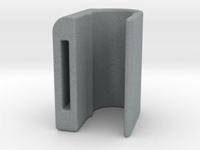 Tokyo Marui/Aps m870 breacher belt clip in Polished Metallic Plastic