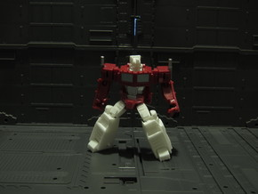 Legends Optimus Prime Upgrade Parts in White Strong & Flexible