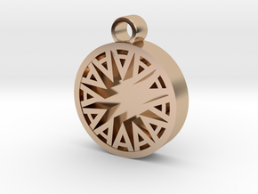 Ambit Consultant in 14k Rose Gold Plated Brass
