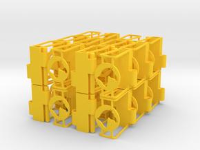 Ruff Style 2 24 in Yellow Processed Versatile Plastic