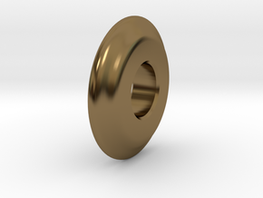 Close Encounters - UFO Spacer in Polished Bronze