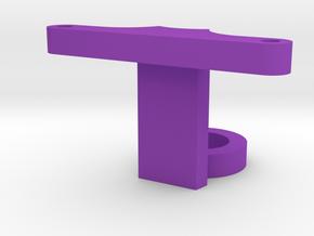 Auto-Leveling Proximity Sensor Bracket for K800 Ko in Purple Processed Versatile Plastic