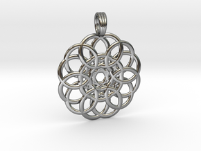 WELLSPRING in Fine Detail Polished Silver