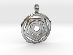 PLANETARY TRAVEL in Premium Silver