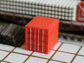 N Scale 10ft Container FUD in Smooth Fine Detail Plastic