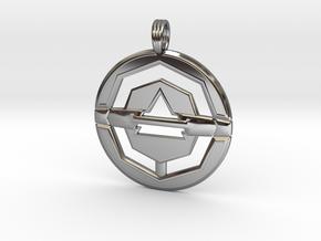 JUPITER RISING in Premium Silver