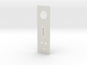 Neema DNA75 DNA200 DNA250 Faceplate in White Natural Versatile Plastic