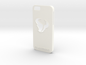 MAVERICKS IPHONE 6 CASE in White Processed Versatile Plastic