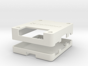 Cellpilot Case in White Natural Versatile Plastic
